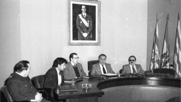 Fa 41 anys, Sant Cugat obtenia el títol de ciutat
