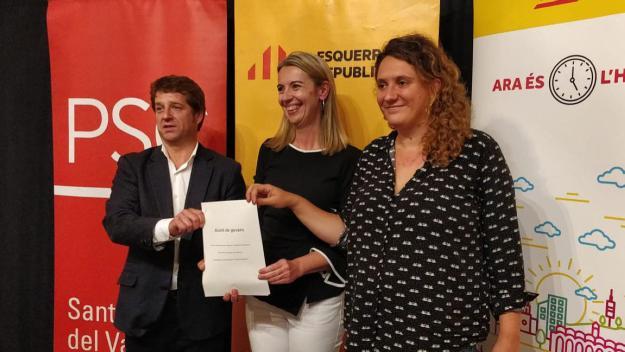 ERC es reafirma amb un govern 'de canvi' a Sant Cugat 'que no es basi només en l'eix independentista'