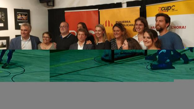 Foto de família amb la majoria dels regidors i regidores que governaran Sant Cugat / Foto: Cugat Mèdia