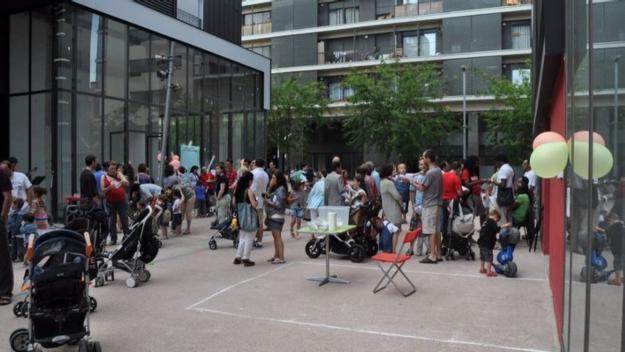 Fa 8 anys, naixia l'Associació de Veïns de Volpelleres per dinamitzar el barri