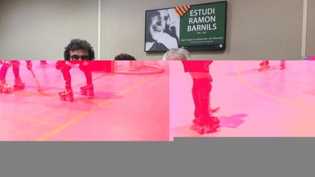 Neus Sotomayor apropa la tasca de la Unipau al 'Converses consentides'