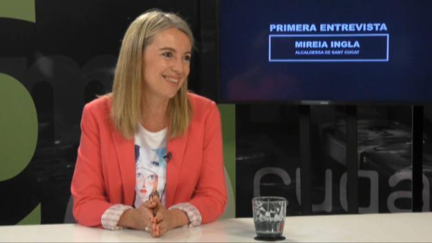 [Entrevista] Mireia Ingla: 'No perdrem el temps amb allò que no estem d'acord'