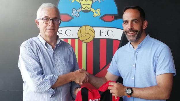 Joan Garcia renova amb el Sant Cugat FC per a la propera temporada