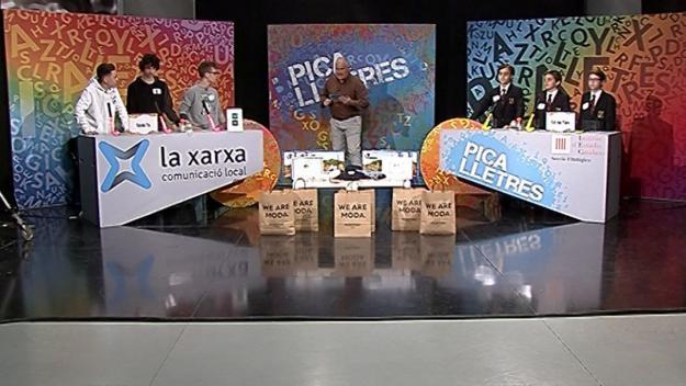 L'escola Pia de Sabadell i el col·legi Viaró s'enfronten a la semifinal del 'Pica lletres'