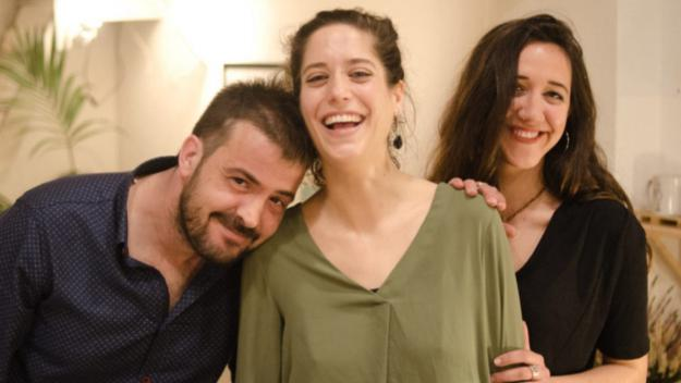 Concert 'La Cambra de l'Ateneu': Clàudia Cabero Trio