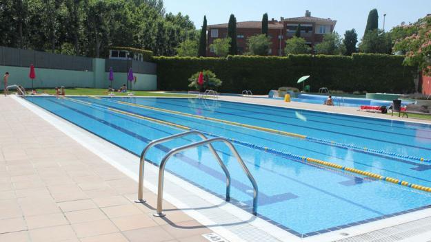 Les piscines municipals arrenquen demà la temporada de bany