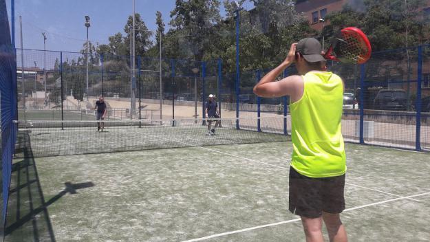 Pàdel, bàsquet i bitlles catalanes, els esports que es tornen a donar cita per la Festa Major