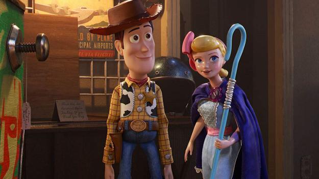 Cicle de cinema per a tothom: 'Toy Story 4'