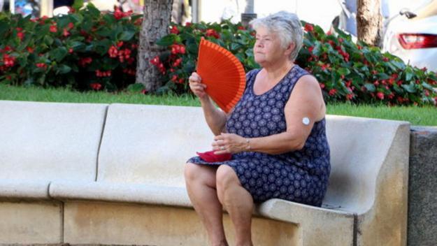 Arriba l'onada de calor a Sant Cugat