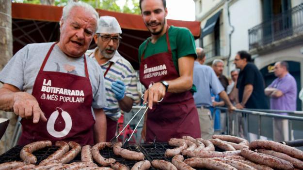 La botifarrada popular del Muntanyenc, una de les propostes / Foto: Ajuntament