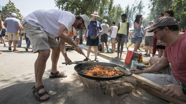 Sant Cugat es queda un any més sense el Concurs d'Arrossos de Festa Major