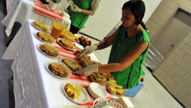 El dissabte té lloc el 10è Concurs de Truites i Dinar Popular / Foto: Localpres