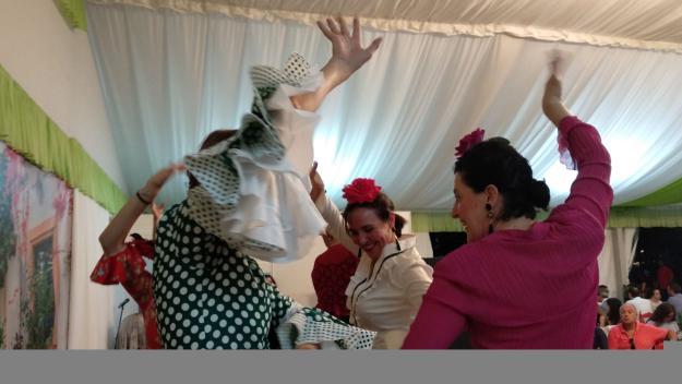 La Festa Major ha donat lloc a múltiples danses / Foto: Cugat Mèdia