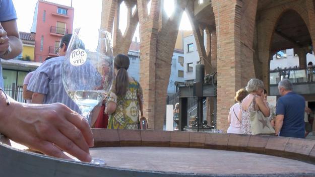 El Tast de vins amb ritme s'ha celebrat al Celler Modernista