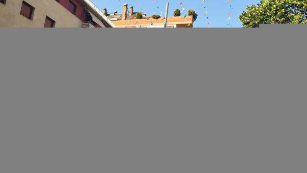 El swing s'apodera de la plaça de Can Quitèria en una cita que aplega desenes de ballarins