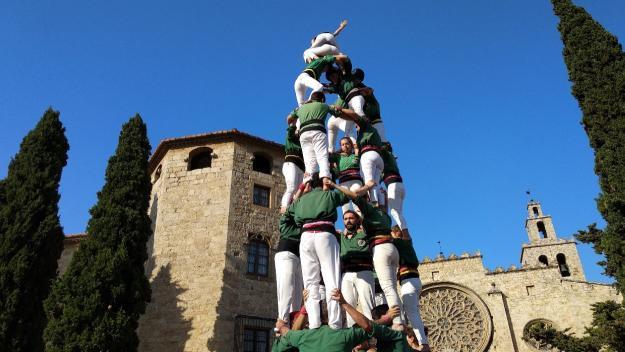 Els Gausacs han portat a plaça un 7 de 7 / Foto: Cugat Mèdia