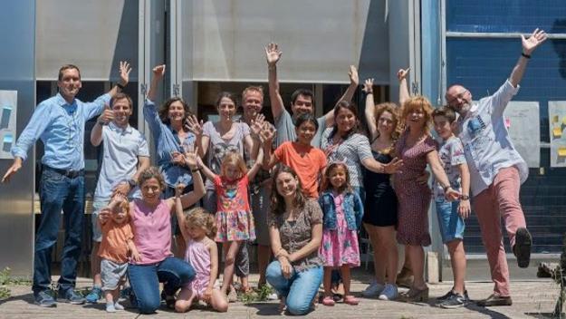 Set famílies santcugatenques participen en un projecte per reduir la seva petjada de carboni