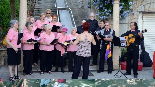 El cant coral ha arribat fins els nostres dies com una de les manifestacions culturals més tradicionals / Foto: Cugat Mèdia
