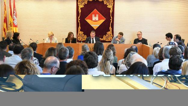 La junta de veïns de l'EMD de Valldoreix comença el nou mandat / Foto: Localpres