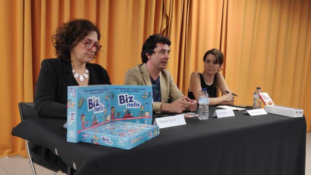 Biznelis, un joc de taula per fomentar l'esperit emprenedor i els valors de cooperació
