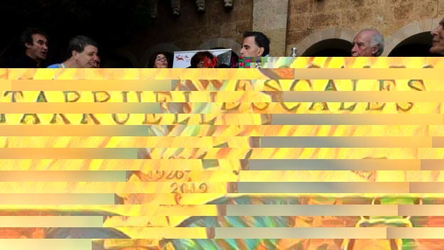 El setembre passat, la Fundació Privada Jeroni de Moragas va bufar les espelmes del seu 25è aniversari / Foto: Localpres