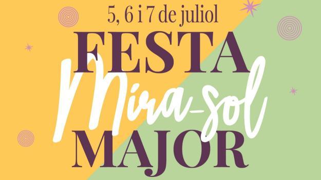 Festa Major de Mira-sol 2019