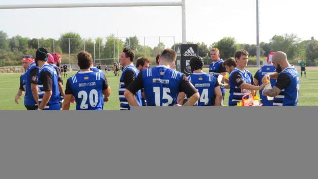 El Rugby Sant Cugat arrenca la pretemporada / Foto: Cugat Mèdia