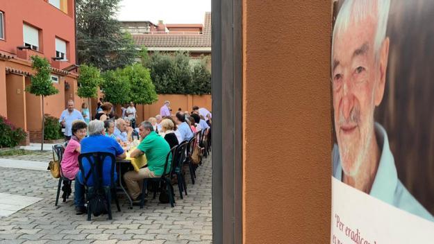 El sopar ha tingut lloc a Volpelleres / Foto: Iona Casadevall