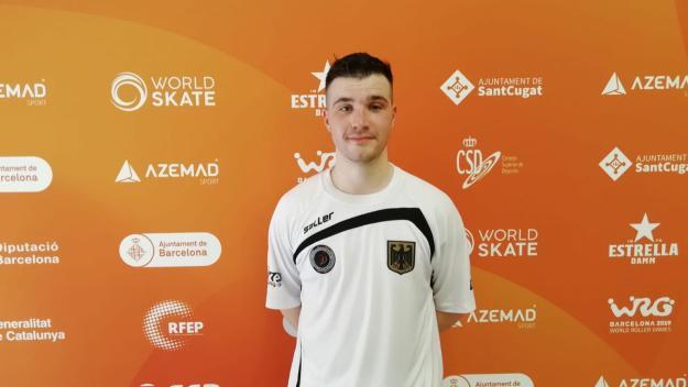 Mats Zilken amb la selecció alemanya / Font: Cugat.cat