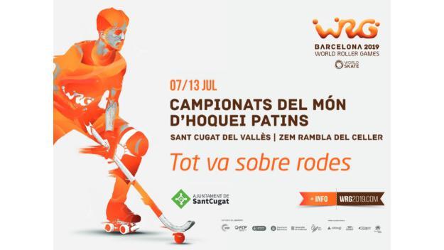 Competició d'hoquei patins dels World Roller Games