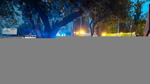 Una baralla al centre Sant Cugat acaba amb dos detinguts i tres ferits