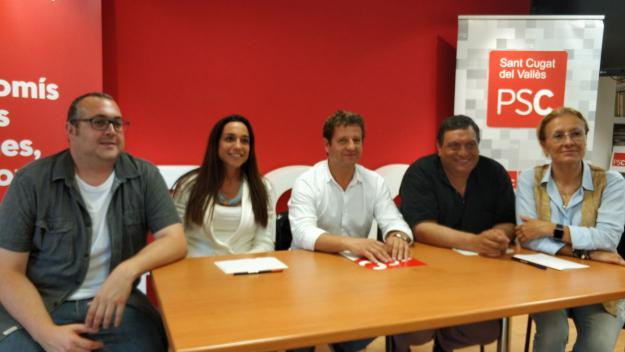 Els socialistes tanquen el curs amb molt bones sensacions / Foto: Cugat.cat