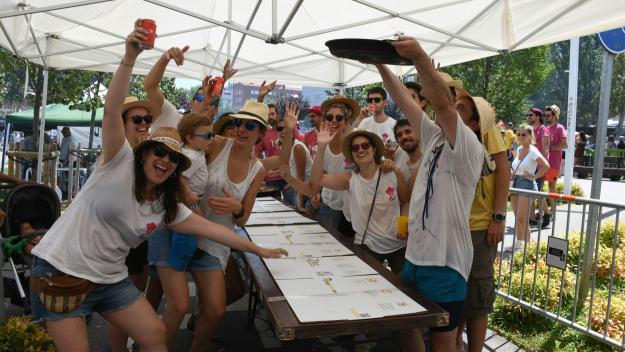 Consulta la classificació del Concurs d'Arrossos de Festa Major