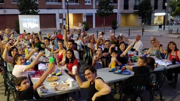 Les entitats de cultura popular i tradicional celebren el final de curs