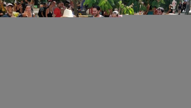 [Fotogaleria] Els moments més bojos del dissabte de festa grossa a la Floresta