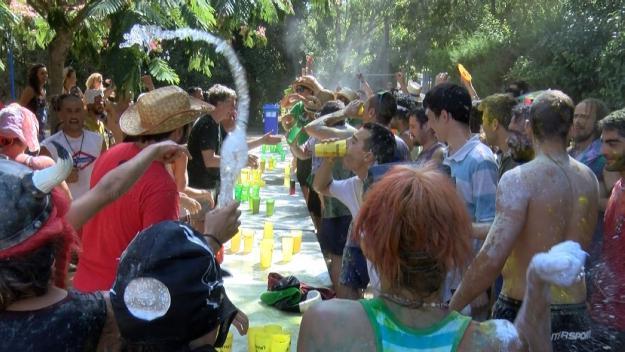 Les Olimpíades Bandarres, una de les activitats estrella / Foto: Cugat Mèdia