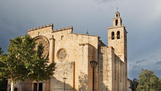 El Monestir, epicentre de les activitats / Foto: Ajuntament