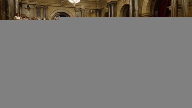 Imatge del Parlament de les dones / Foto: ACN