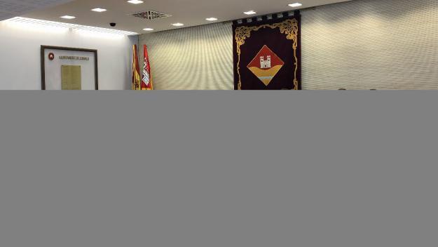 La compatibilitat professional de Puig centra el debat del ple de l'EMD de Valldoreix