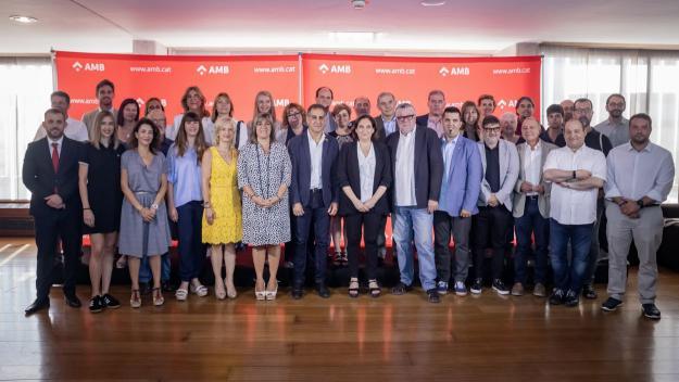 El Consell d'Alcaldes Metropolitans està format per 36 batlles / Foto: Diputació de Barcelona