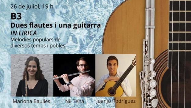 Concert 'La Cambra de l'Ateneu': B3 'In Lirica'