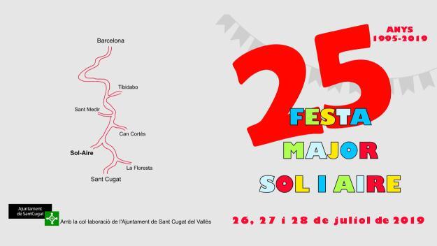 Festa Major de Sol i Aire 2019