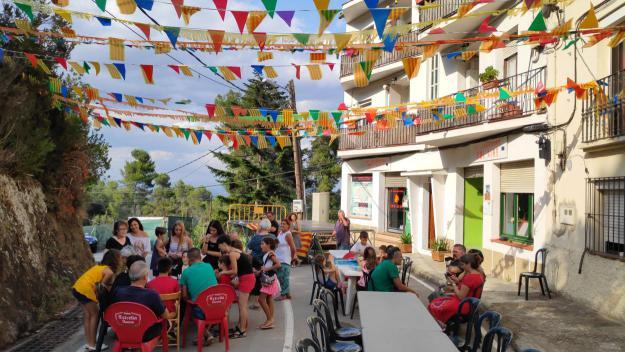 Els jocs de taula i la xocolata calenta agafen protagonisme en el segon dia de Festa Major a Sol i Aire