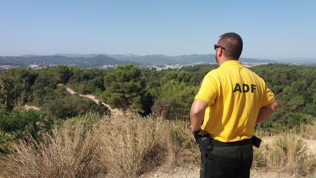 Sant Cugat actualitza el pla de prevenció d'incendis forestals / Foto: Cugat Mèdia
