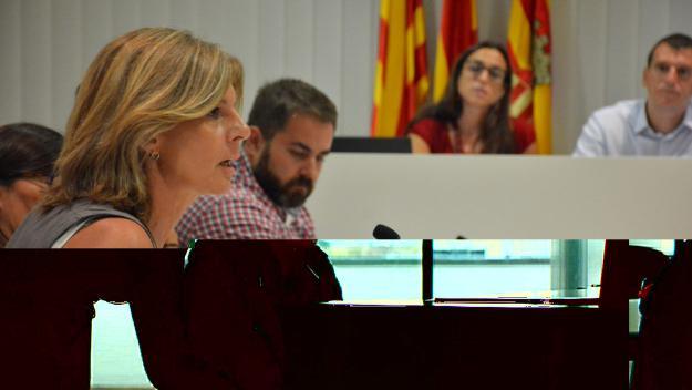 Fortuny renuncia a la retribució com a regidora i portaveu del grup de Junts per Sant Cugat