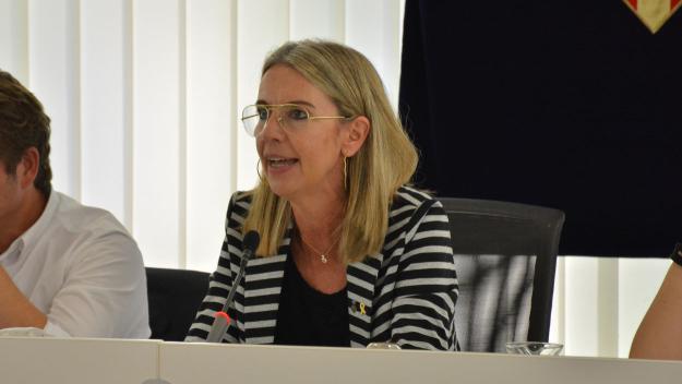 L'alcaldessa, Mireia Ingla / Foto: ACN