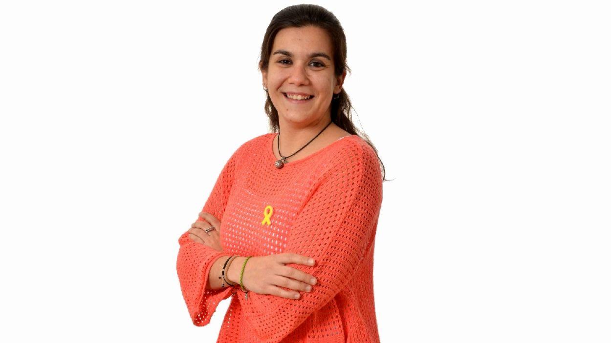 Esther Madrona, alcaldessa accidental / Foto: Cugat Mèdia