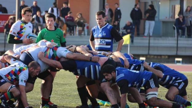 Imatge d'arxiu / Foto: Rugby Sant Cugat