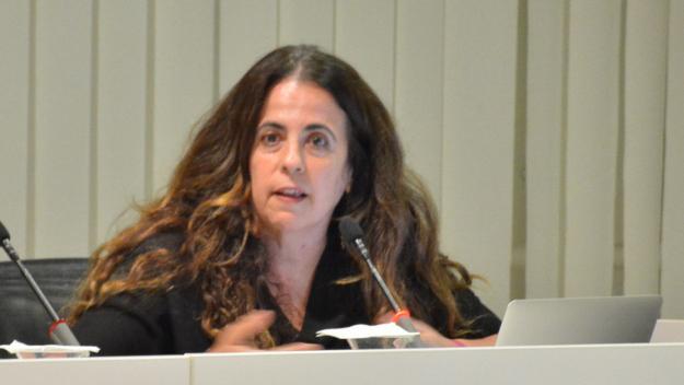 Llorente serà alcaldessa accidental del 19 al 25 d'agost / Foto: Ajuntament