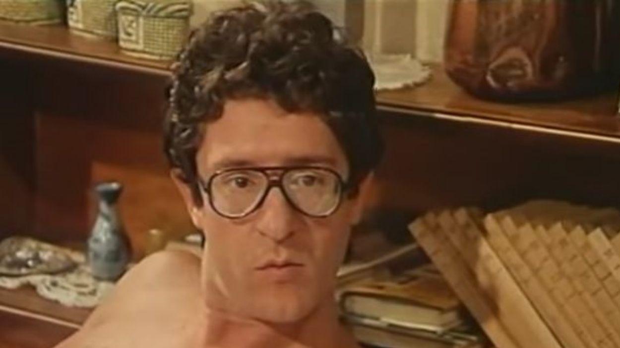 Carles Velat a la pel·lícula '¡En qué lío me han metido!' / Foto: CC